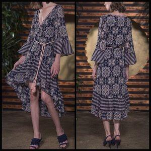 THE JETSET DIARIES 🌊 Bekanel Midi Dress NWT